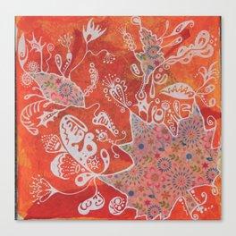 Autumn Fall Canvas Print