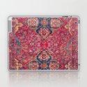 Bakhtiari West Persian Rug Print by vickybragomitchell