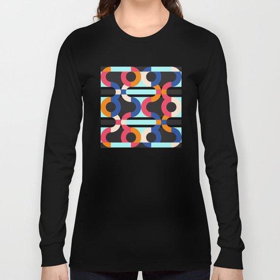 Geometric#17 Long Sleeve T-shirt