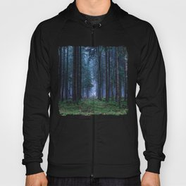 Green Magic Forest Hoody