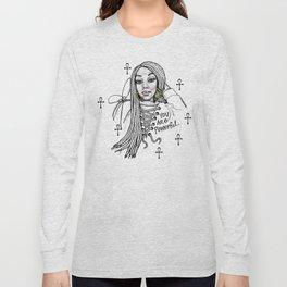 #STUKGIRL ASHLITA Long Sleeve T-shirt