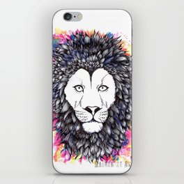 Lion Heart iPhone Skin