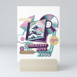 Japanese Greatest Hits Mini Art Print