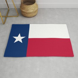 State flag of Texas Rug