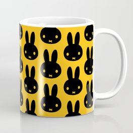 bunnies everywhere ultra pattern Coffee Mug