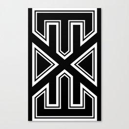 varsity.exe Canvas Print