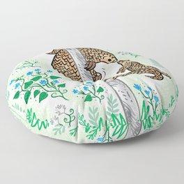 Pangolin Parenting Floor Pillow