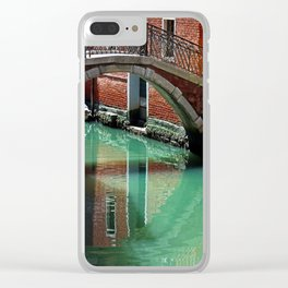 # 337 Clear iPhone Case