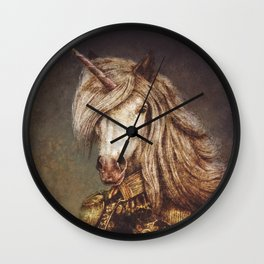 The Count of Wonderland Wall Clock