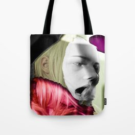 clown lover Tote Bag