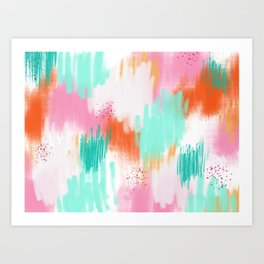 Summer Joy Art Print