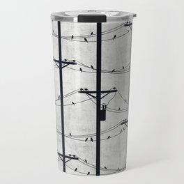 Telephone Poles - DAWN Travel Mug
