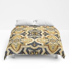 Ornamental pattern Comforters