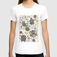 woodland T-shirts featuring Woodland by Sarah Doherty