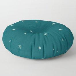 north star Floor Pillow