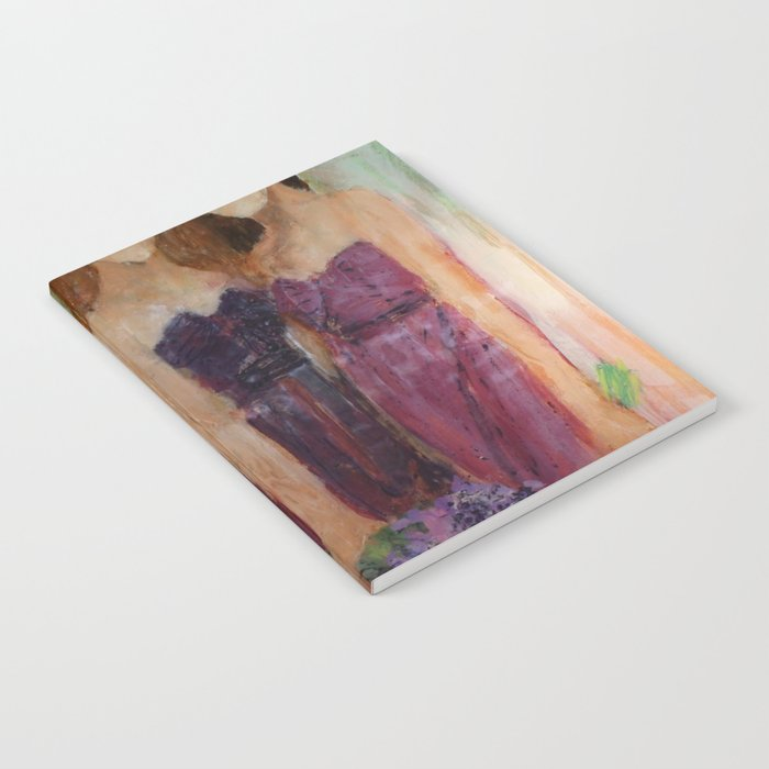 Bridesmaid Sista Trio Notebook