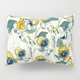vintage floral pattern 3 Pillow Sham