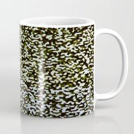 Analog TV Static Pattern Coffee Mug