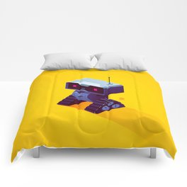 Charlie the Droid Comforters