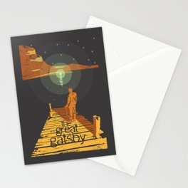 BOOKS Collection: The Great Gatsby Stationery Cards