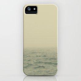 beach. iPhone Case