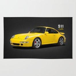 911 Turbo Type 993 Rug