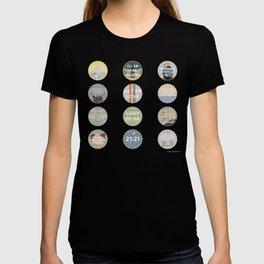 EVAK: A MINIMALIST LOVE STORY VOL. II T-shirt