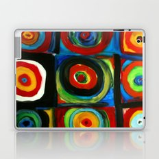 Color Study Laptop & iPad Skin