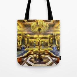 Vincent Van Gogh Palace Tote Bag