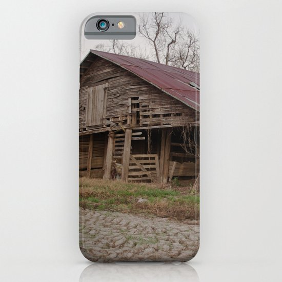 The Old Barn iPhone & iPod Case