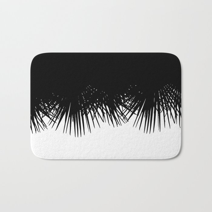 Fan Palm Bath Mat