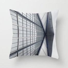 Air Force Academy Chapel - You Are Here Throw Pillow