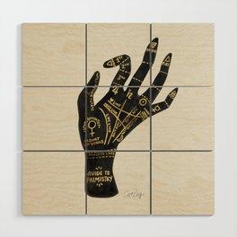 Palmistry Wood Wall Art