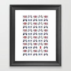 Games ME 2015 Framed Art Print