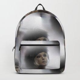 seamless doll -2- Backpack