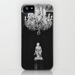 The Woman of the Hay House iPhone Case