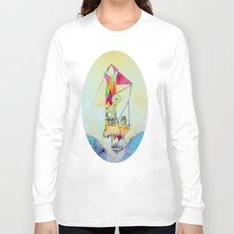 Triangulation Tower Long Sleeve T-shirt