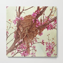 Love Nest Metal Print
