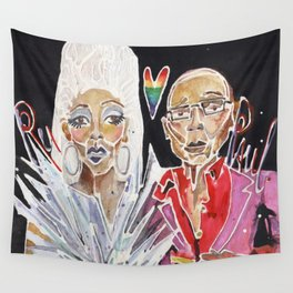 Ru Paul Wall Tapestry