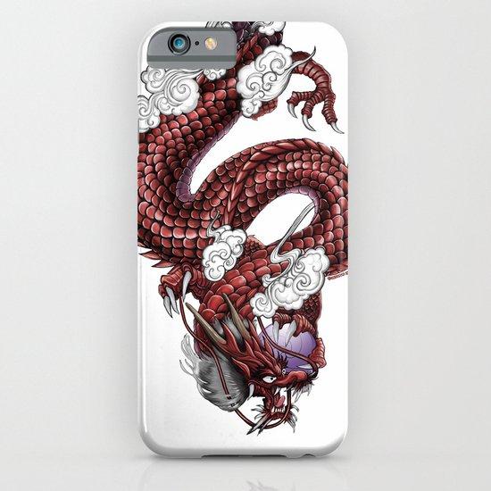 Japanese Dragon 竜 iPhone & iPod Case