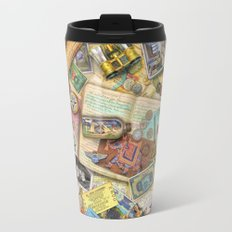 Vintage World Traveler Travel Mug