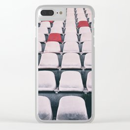 Places Clear iPhone Case