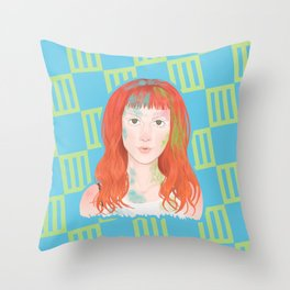 HW #8 Throw Pillow