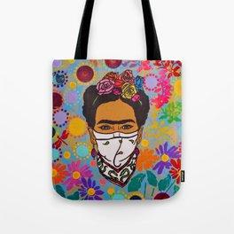 Viva La Frida! Tote Bag
