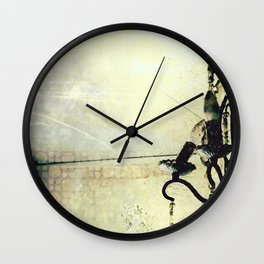 Manoir [experience 3] Wall Clock