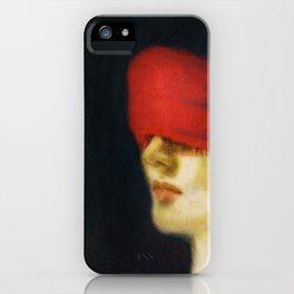 Mina iPhone Case