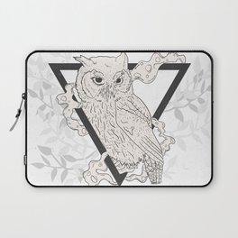 Owl Boho Laptop Sleeve