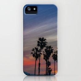 River Jetties Sunrise iPhone Case