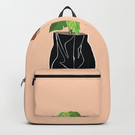 Planters in the Nude Backpack