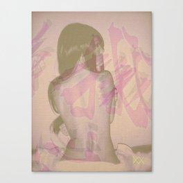 ENTAILLES Canvas Print